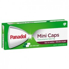Panadol Mini Caps 20